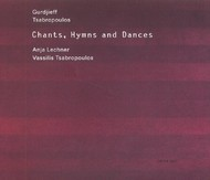 Muzica CD CD ECM Records Anja Lechner, Vassilis Tsabropoulos : Chants, Hymns ...CD ECM Records Anja Lechner, Vassilis Tsabropoulos : Chants, Hymns ...