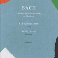 Muzica CD CD ECM Records Kim Kashkashian, Keith Jarrett - Bach: 3 Sonaten Fur Viola De Gamba Und CembaloCD ECM Records Kim Kashkashian, Keith Jarrett - Bach: 3 Sonaten Fur Viola De Gamba Und Cembalo