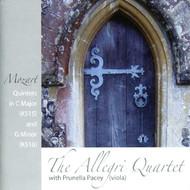 Muzica CD CD Naim Allegri String Quartet w Prunella Pacey: MozartCD Naim Allegri String Quartet w Prunella Pacey: Mozart