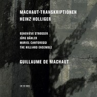 Muzica CD CD ECM Records Heinz Holliger: Machaut-TranskriptionenCD ECM Records Heinz Holliger: Machaut-Transkriptionen