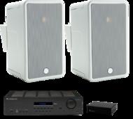 Pachete PROMO STEREO Pachet PROMO Monitor Audio Climate 50 + Cambridge Audio Topaz SR20 + Project Bluetooth Box EPachet PROMO Monitor Audio Climate 50 + Cambridge Audio Topaz SR20 + Project Bluetooth Box E