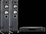 Pachete PROMO STEREO Monitor Audio Bronze 5 + NAD C 338Monitor Audio Bronze 5 + NAD C 338