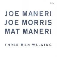 Muzica CD CD ECM Records Joe Maneri, Joe Morris, Mat Maneri: Three Man WalkingCD ECM Records Joe Maneri, Joe Morris, Mat Maneri: Three Man Walking