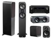 Pachete PROMO SURROUND Pachet PROMO Q Acoustics 3050 pack 5.0 + Denon AVR-X2300WPachet PROMO Q Acoustics 3050 pack 5.0 + Denon AVR-X2300W