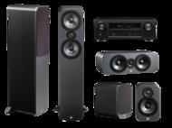 Pachete PROMO SURROUND Pachet PROMO Q Acoustics 3050 pack 5.0 + Denon AVR-X1300WPachet PROMO Q Acoustics 3050 pack 5.0 + Denon AVR-X1300W