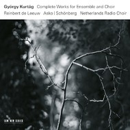 Muzica CD CD ECM Records Gyorgy Kurtag : Complete Works For Ensemble And Chorus (3 CD-Box)CD ECM Records Gyorgy Kurtag : Complete Works For Ensemble And Chorus (3 CD-Box)