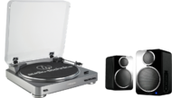 Pachete PROMO STEREO Audio-Technica AT-LP60USB + Wharfedale DS-2Audio-Technica AT-LP60USB + Wharfedale DS-2
