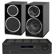 Pachete PROMO STEREO Wharfedale Diamond 225 + Cambridge Audio Topaz SR20Wharfedale Diamond 225 + Cambridge Audio Topaz SR20
