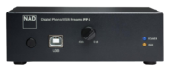 Preamplificatoare Phono NAD PP 4 Digital Phono USB PreamplifierNAD PP 4 Digital Phono USB Preamplifier