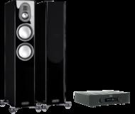 Pachete PROMO STEREO Pachet PROMO Monitor Audio Gold 200 (5G) + Hegel H190Pachet PROMO Monitor Audio Gold 200 (5G) + Hegel H190