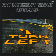 Muzica CD CD ECM Records Pat Metheny: OfframpCD ECM Records Pat Metheny: Offramp
