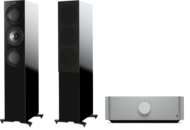 Pachete PROMO STEREO Pachet PROMO KEF R7 + Cambridge Audio Edge APachet PROMO KEF R7 + Cambridge Audio Edge A