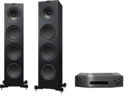Pachete PROMO STEREO Pachet PROMO KEF Q950 + Cambridge Audio CXA80Pachet PROMO KEF Q950 + Cambridge Audio CXA80