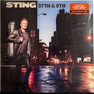 Viniluri VINIL Universal Records STING - 57TH  9THVINIL Universal Records STING - 57TH  9TH