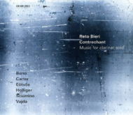 Muzica CD CD ECM Records Reto Bieri: Contrechant - Music for Clarinet soloCD ECM Records Reto Bieri: Contrechant - Music for Clarinet solo