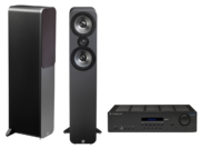 Pachete PROMO STEREO Pachet PROMO Q Acoustics 3050 + Cambridge Audio Topaz SR20Pachet PROMO Q Acoustics 3050 + Cambridge Audio Topaz SR20