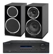 Pachete PROMO STEREO Wharfedale Diamond 225 + Cambridge Audio Topaz SR10Wharfedale Diamond 225 + Cambridge Audio Topaz SR10