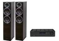 Pachete PROMO STEREO Wharfedale Diamond 230 + Cambridge Audio Topaz SR20Wharfedale Diamond 230 + Cambridge Audio Topaz SR20