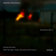 Muzica CD CD ECM Records Valentin Silvestrov: Symphony No. 6CD ECM Records Valentin Silvestrov: Symphony No. 6