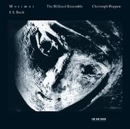 Muzica CD CD ECM Records Hilliard Ensemble - J.S. Bach: MorimurCD ECM Records Hilliard Ensemble - J.S. Bach: Morimur
