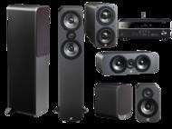 Pachete PROMO SURROUND Pachet PROMO Q Acoustics 3050 5.1 pack + Yamaha RX-V481Pachet PROMO Q Acoustics 3050 5.1 pack + Yamaha RX-V481