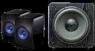Pachete PROMO STEREO Pachet PROMO KEF LS50 Wireless + SVS SB-2000Pachet PROMO KEF LS50 Wireless + SVS SB-2000