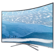 Televizoare TV Samsung 55KU6502, UHD Curbat, Smart, 138 cmTV Samsung 55KU6502, UHD Curbat, Smart, 138 cm