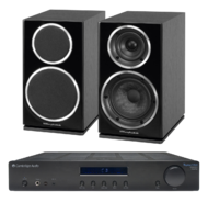Pachete PROMO STEREO Wharfedale Diamond 220 + Cambridge Audio Topaz AM10Wharfedale Diamond 220 + Cambridge Audio Topaz AM10