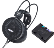Pachete PROMO Casti si AMP Pachet PROMO Audio-Technica ATH-AD1000X + Chord MojoPachet PROMO Audio-Technica ATH-AD1000X + Chord Mojo