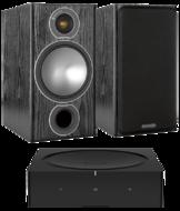 Pachete PROMO STEREO Pachet PROMO Monitor Audio Bronze 2 + Sonos AMPPachet PROMO Monitor Audio Bronze 2 + Sonos AMP