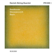 Muzica CD CD ECM Records Danish String Quartet - Beethoven / Shostakovich / Bach: Prism ICD ECM Records Danish String Quartet - Beethoven / Shostakovich / Bach: Prism I