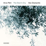Muzica CD CD ECM Records Arvo Part: The Deer's CryCD ECM Records Arvo Part: The Deer's Cry