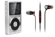 Pachete PROMO Casti si AMP Sennheiser Momentum In-Ear G + Fiio X1Sennheiser Momentum In-Ear G + Fiio X1