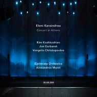 Muzica CD CD ECM Records Eleni Karaindrou: Concert In AthensCD ECM Records Eleni Karaindrou: Concert In Athens