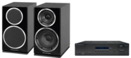 Pachete PROMO STEREO Wharfedale Diamond 220 + Cambridge Audio Topaz SR10Wharfedale Diamond 220 + Cambridge Audio Topaz SR10