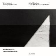 Muzica CD CD ECM Records Kim Kashkashian - Giya Kancheli, Alfred SchnittkeCD ECM Records Kim Kashkashian - Giya Kancheli, Alfred Schnittke