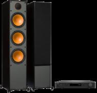 Pachete PROMO STEREO Monitor Audio Monitor 300 + NAD C 338Monitor Audio Monitor 300 + NAD C 338
