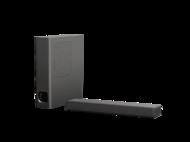 Soundbar  Bara de sunet compacta Sony HT-MT300, Subwoofer Wireless, Bluetooth, NFC, Negru Bara de sunet compacta Sony HT-MT300, Subwoofer Wireless, Bluetooth, NFC, Negru