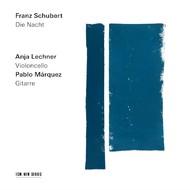 Muzica CD CD ECM Records Anja Lechner, Pablo Marquez - Franz Schubert: Die NachtCD ECM Records Anja Lechner, Pablo Marquez - Franz Schubert: Die Nacht