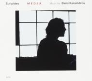 Muzica CD CD ECM Records Eleni Karaindrou: Euripides - MedeaCD ECM Records Eleni Karaindrou: Euripides - Medea