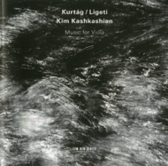 Muzica CD CD ECM Records Kim Kashkashian/Kurtag/Ligeti: Music For ViolaCD ECM Records Kim Kashkashian/Kurtag/Ligeti: Music For Viola