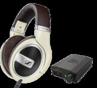 Pachete PROMO Casti si AMP Sennheiser HD 599 + iFi Nano iDSD BlackSennheiser HD 599 + iFi Nano iDSD Black