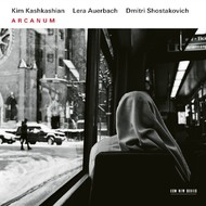Muzica CD CD ECM Records Kim Kashkashian, Lera Auerbach - Shostakovich, Auerbach: ArcanumCD ECM Records Kim Kashkashian, Lera Auerbach - Shostakovich, Auerbach: Arcanum