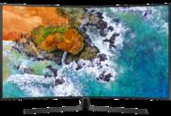 Televizoare  TV Samsung UE-55NU7502, Curb 4K UHD, HDR, 140 cm TV Samsung UE-55NU7502, Curb 4K UHD, HDR, 140 cm