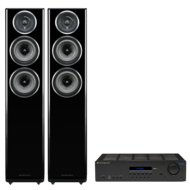 Pachete PROMO STEREO Pachet PROMO Wharfedale Diamond 11.3 + Cambridge Audio Topaz SR20Pachet PROMO Wharfedale Diamond 11.3 + Cambridge Audio Topaz SR20