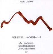 Muzica CD CD ECM Records Keith Jarrett: Personal MountainsCD ECM Records Keith Jarrett: Personal Mountains