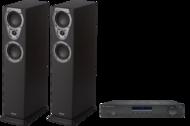 Pachete PROMO STEREO Mission MX-3 + Cambridge Audio Topaz AM10Mission MX-3 + Cambridge Audio Topaz AM10