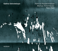 Muzica CD CD ECM Records Galina UstvolskayaCD ECM Records Galina Ustvolskaya