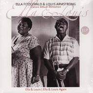 Viniluri VINIL Universal Records Ella Fitzgerald & Louis Armstrong - Classic Album CollectionVINIL Universal Records Ella Fitzgerald & Louis Armstrong - Classic Album Collection