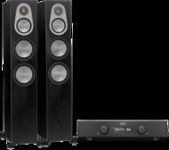 Pachete PROMO STEREO Monitor Audio Silver 300 + Hegel H90Monitor Audio Silver 300 + Hegel H90